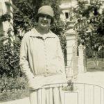 Ida Gavillet, née Ida Borgeaud, mère de Georges Borgeaud.
