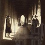 A droite, le géniteur supposé de Georges Borgeaud et Ida Borgeaud, sa mère.