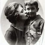 Ida Borgeaud et Georges.