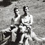 Avec Maurice Chappaz.